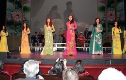 Ngập tràn màu sắc văn hóa Việt trên đất Pháp