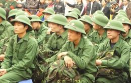 Ninh Thuận: Giao 550 quân trong đợt 1 năm 2014