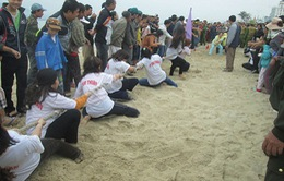 Tưng bừng lễ hội Cầu ngư 2014 tại Đà Nẵng