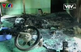 Đồng Tháp: Nhiều vụ cháy nhà do chập điện