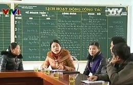 """Kiểm điểm giáo viên sai phạm vụ việc """"ngồi nhầm lớp"""" tại Nghệ An"""