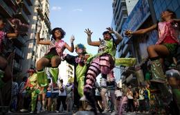 Ấn tượng Carnival âm nhạc tại Argentina