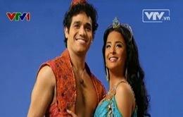 """Disney chuẩn bị ra mắt nhạc kịch """"Aladdin"""""""