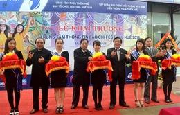 Khai trương Trung tâm Báo chí Festival Huế 2014