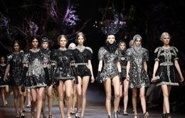 D&G trung thành phong cách Sicily tại Milan Fashion Week