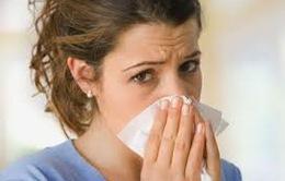 Điều trị nghẹt mũi do thời tiết