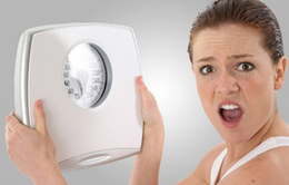 Không tăng cân khi mãn kinh