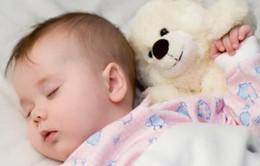 Ngủ kém có thể làm tăng huyết áp ở trẻ