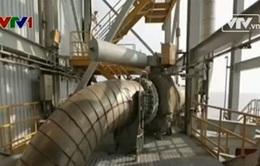 Tình hình Mỹ và Ukraine khiến giá dầu tiếp tục tăng