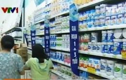 Thanh tra đồng loạt giá sữa các doanh nghiệp sữa lớn