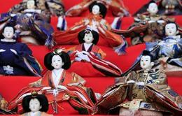 Rực rỡ Lễ hội Búp bê Hina, Nhật Bản