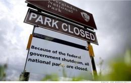 Chính phủ đóng cửa, hàng trăm công viên quốc gia Mỹ thiệt hại nặng