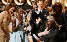 Oscar 2014 có lượng người xem kỷ lục trong vòng một thập kỷ