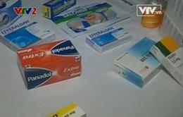 Cách sử dụng một số loại thuốc giảm đau thông dụng