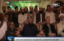 Chính phủ Pakistan và Taliban nối lại đàm phán hòa bình