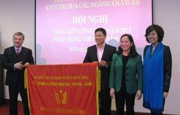 Đài THVN được bầu làm Khối trưởng Khối thi đua các ngành Khoa học-Văn hóa-Xã hội năm 2014