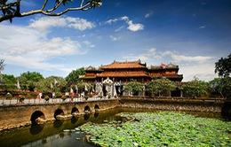 Đoàn du lịch Famtrip hoạt động tại Thừa Thiên Huế