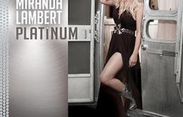 Miranda Lambert song ca cùng Underwood trong album mới