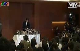 """""""Beethoven Nhật Bản"""" họp báo xin lỗi công chúng"""