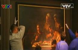 Triển lãm tranh của Caravaggio ở Hong Kong