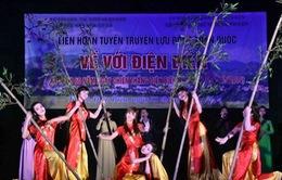 Bắt đầu hoạt động kỷ niệm 60 năm chiến thắng Điện Biên Phủ