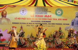 Tối nay (14/3), khai mạc Lễ hội Phật giáo Ấn Độ tại Việt Nam