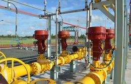 Sự cố xì van ống cung cấp khí PM3 cho 2 nhà máy điện Cà Mau