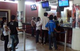 Sôi động thị trường rạp chiếu: Phim ngoại lấn át phim nội