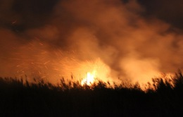 TP.HCM: Liên tiếp xảy ra cháy nổ vào mùa khô