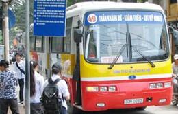 Hà Nội: Giá vé xe buýt tăng từ 5.000 đồng lên 7.000 đồng/lượt