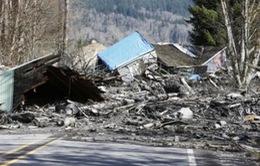 Mỹ: Số người thiệt mạng vì lở đất tăng gấp đôi