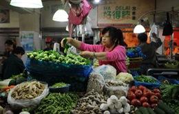 Trung Quốc: Tốc độ tăng trưởng sản xuất giảm mạnh, nguy cơ suy thoái tăng