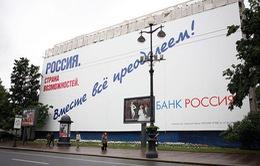 Nga thay thế Visa, MasterCard để chống trừng phạt