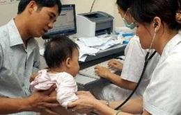 Số trẻ ở Cần Thơ mắc bệnh mùa nắng nóng gia tăng