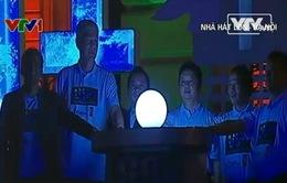 VIDEO: Việt Nam hưởng ứng chiến dịch Giờ trái đất 2014