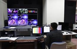 VTV1 sẵn sàng cho ngày chính thức phát sóng HD