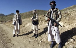 Trụ sở ủy ban bầu cử Afghanistan bị tấn công