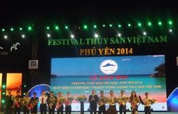 Khai mạc Festival Thủy sản Việt Nam - Phú Yên 2014