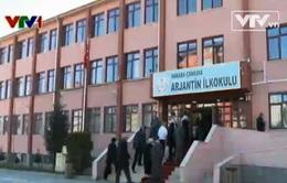 Thổ Nhĩ Kỳ bầu cử địa phương
