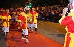 Lễ hội Cầu Ngư hoành tráng tại Festival Thuỷ sản Việt Nam 2014