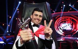 Thí sinh người Iraq chiến thắng The Voice Lebanon