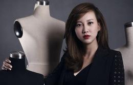 Kelly Bùi đại diện Việt Nam tham dự Tuần lễ thời trang Thượng Hải