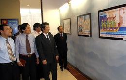 Phú Thọ: Triển lãm ảnh về chủ quyền biển đảo Việt Nam