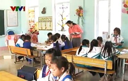 Chương trình học cả ngày thu hút trẻ đến trường tại vùng khó khăn