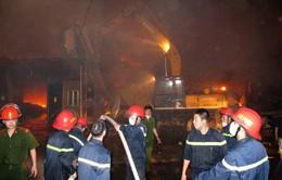 Điều tra nguyên nhân vụ cháy tại KCN Vĩnh Tuy
