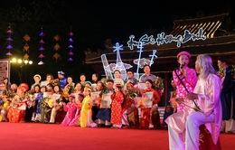Festival Huế 2014: Ấn tượng chương trình tôn vinh ca Huế