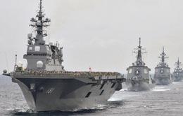 Nhật Bản triển khai quân gần Senkaku/Điếu Ngư