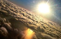 """Những bức ảnh """"cực độc"""" được chụp từ cửa sổ máy bay (Phần 2)"""