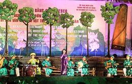 Festival Đờn ca tài tử lần đầu tiên tại Bạc Liêu