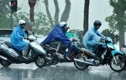 Dịp nghỉ lễ 30/4-1/5, nhiều vùng trên cả nước sẽ xuất hiện mưa dông